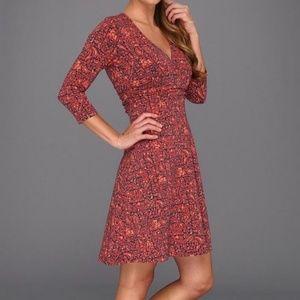 Patagonia Margot 3/4 Sleeve Dress